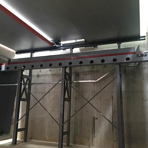 Galvanized plant installation | Drying and Process Equipments-6